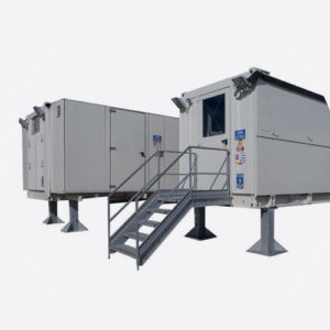 PREFABRICATED MOBILE SUBSTATIONS
