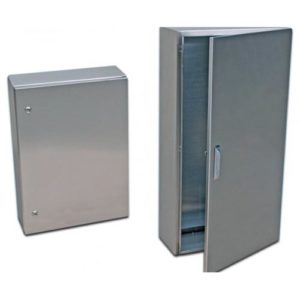 Stainless DM Wall Mounted Enclosures