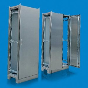 Stainless DT Floor Standing Enclosures