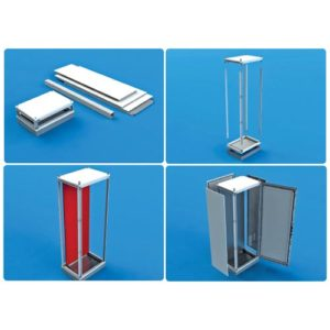 TEOS Floor Standing Enclosures